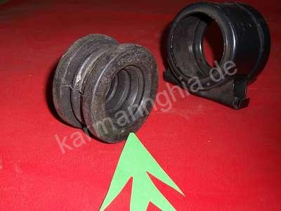 vINTAGE CAR ENGINE MOUNTING RUBBERS